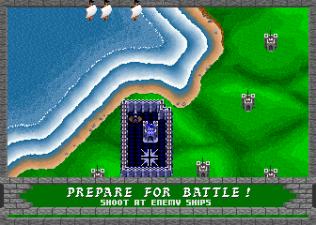 Rampart Arcade 11