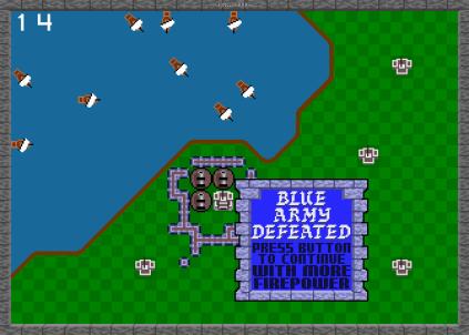 Rampart Arcade 20