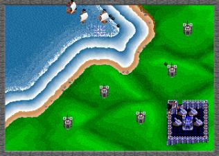 Rampart Arcade 22
