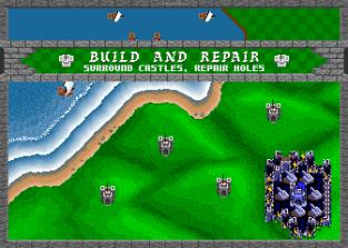 Rampart Arcade 31