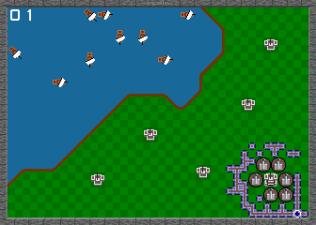 Rampart Arcade 32