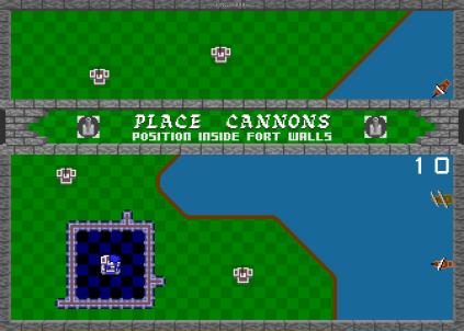 Rampart Arcade 34