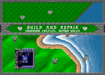 Rampart Arcade 39