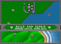 Rampart Arcade 48