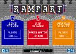 Rampart Arcade 50