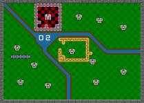 Rampart Arcade 52