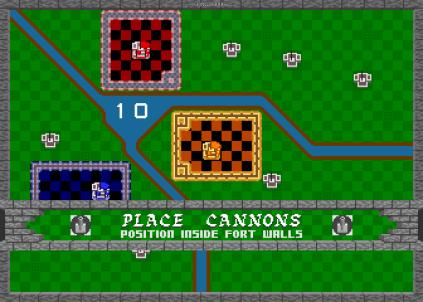 Rampart Arcade 53