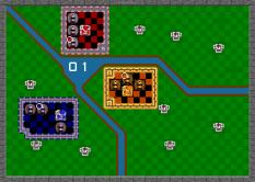 Rampart Arcade 54