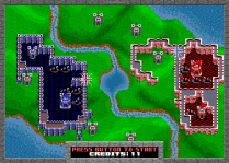 Rampart Arcade 57