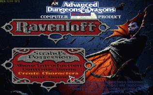 Ravenloft - Strahd's Possession PC MS-DOS 008
