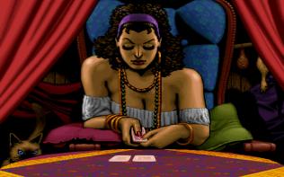 Ravenloft - Strahd's Possession PC MS-DOS 009