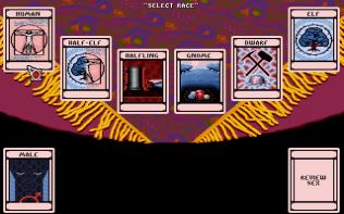 Ravenloft - Strahd's Possession PC MS-DOS 013