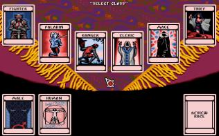 Ravenloft - Strahd's Possession PC MS-DOS 014