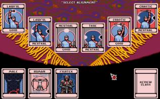 Ravenloft - Strahd's Possession PC MS-DOS 015
