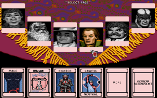 Ravenloft - Strahd's Possession PC MS-DOS 016