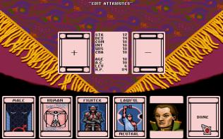 Ravenloft - Strahd's Possession PC MS-DOS 017