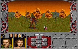 Ravenloft - Strahd's Possession PC MS-DOS 022