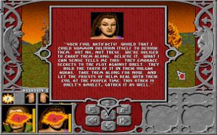 Ravenloft - Strahd's Possession PC MS-DOS 024