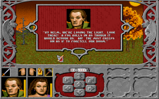 Ravenloft - Strahd's Possession PC MS-DOS 025