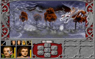 Ravenloft - Strahd's Possession PC MS-DOS 026
