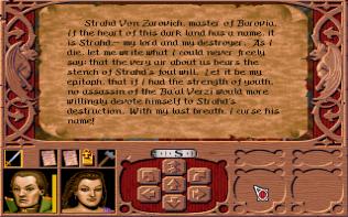 Ravenloft - Strahd's Possession PC MS-DOS 032