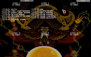 Ravenloft - Strahd's Possession PC MS-DOS 034