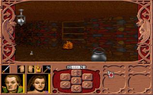 Ravenloft - Strahd's Possession PC MS-DOS 035