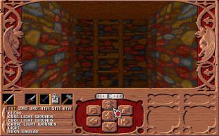 Ravenloft - Strahd's Possession PC MS-DOS 040
