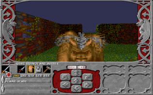 Ravenloft - Strahd's Possession PC MS-DOS 043