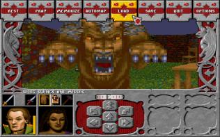 Ravenloft - Strahd's Possession PC MS-DOS 044