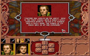 Ravenloft - Strahd's Possession PC MS-DOS 045