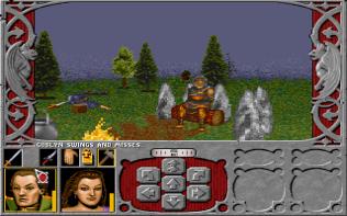 Ravenloft - Strahd's Possession PC MS-DOS 050