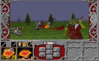Ravenloft - Strahd's Possession PC MS-DOS 051
