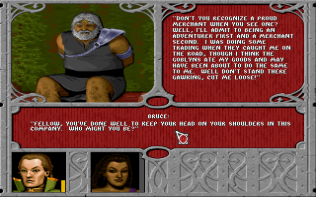 Ravenloft - Strahd's Possession PC MS-DOS 052