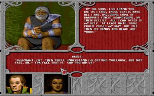Ravenloft - Strahd's Possession PC MS-DOS 053