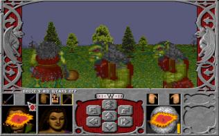 Ravenloft - Strahd's Possession PC MS-DOS 054