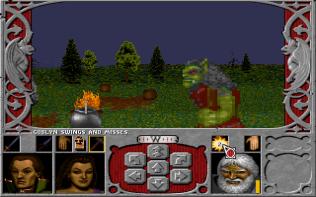 Ravenloft - Strahd's Possession PC MS-DOS 059