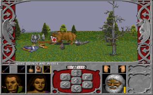 Ravenloft - Strahd's Possession PC MS-DOS 060