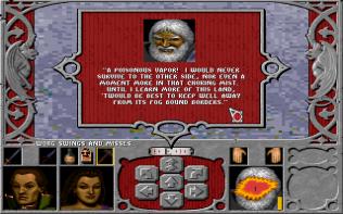 Ravenloft - Strahd's Possession PC MS-DOS 061