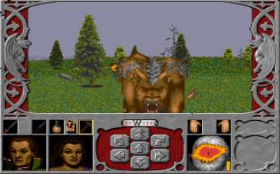 Ravenloft - Strahd's Possession PC MS-DOS 062