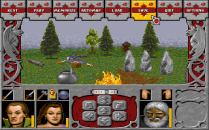 Ravenloft - Strahd's Possession PC MS-DOS 065