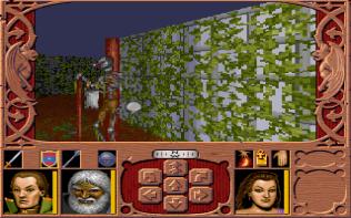 Ravenloft - Strahd's Possession PC MS-DOS 068