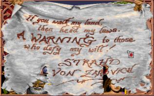 Ravenloft - Strahd's Possession PC MS-DOS 069