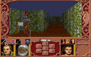 Ravenloft - Strahd's Possession PC MS-DOS 070