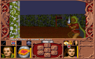 Ravenloft - Strahd's Possession PC MS-DOS 071
