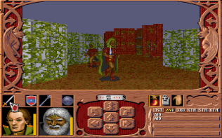 Ravenloft - Strahd's Possession PC MS-DOS 076