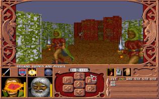 Ravenloft - Strahd's Possession PC MS-DOS 077