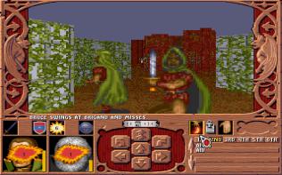 Ravenloft - Strahd's Possession PC MS-DOS 079