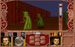Ravenloft - Strahd's Possession PC MS-DOS 080
