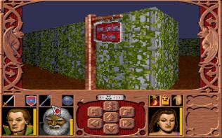 Ravenloft - Strahd's Possession PC MS-DOS 081
